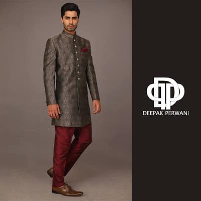 deepak-perwani-latest-wedding-sherwani-collection-2016-for-groom-12