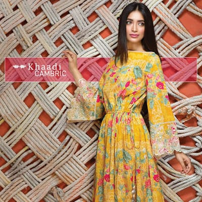khaadi-cambric-unstitched-embroidered-suits-2016-with-shirt-1