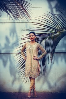 nadia farooqui ready to wear women fall winter dresses Collection 2018-19-2