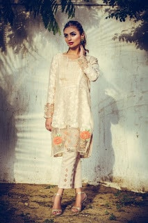 nadia farooqui ready to wear women fall winter dresses Collection 2018-19-5