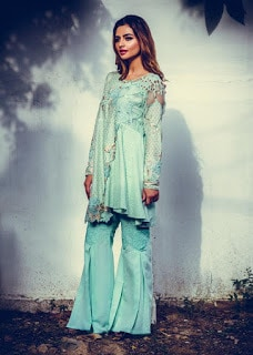 nadia farooqui ready to wear women fall winter dresses Collection 2018-19-6