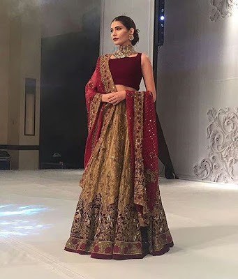 saira-shakira-designer-bridal-dresses-zohra-collection-at-pblw-2016-5