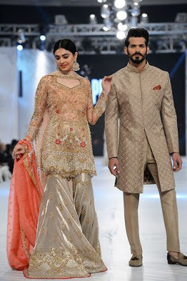 sania-maskatiya-bridal-dresses-collection-at-pfdc-l'oréal-paris-bridal-week-2016-17