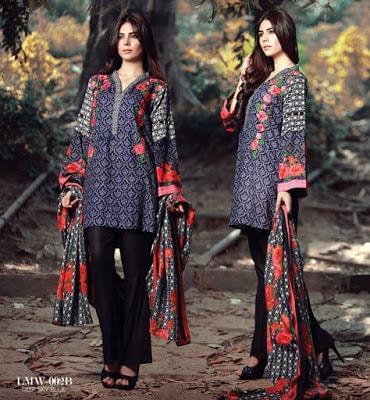 Lala-La-Moderno-winter-embroidered-khaddar-wool-shawl-dresses-collection-2016-2