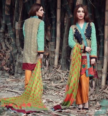 Lala-La-Moderno-winter-embroidered-khaddar-wool-shawl-dresses-collection-2016-6