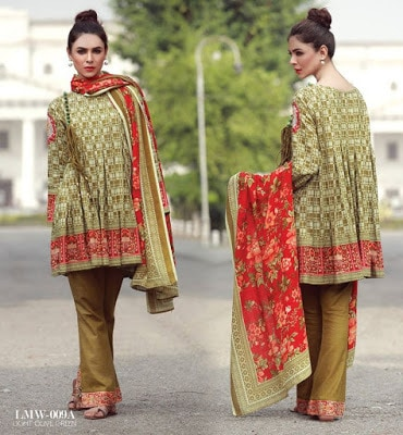 Lala-La-Moderno-winter-embroidered-khaddar-wool-shawl-dresses-collection-2016-8