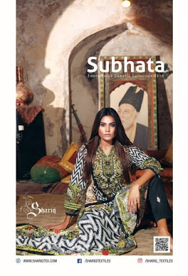 Subhata-cambric-embroidered-winter-dresses-collection-2016-by-Shariq-2