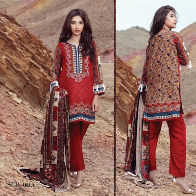 lala-sana-&-samia-linen-plachi-winter-dress-collection-2016-2