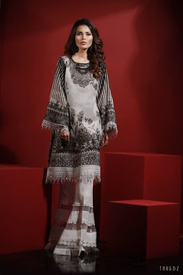 thredz-black-&-white-unstitched-formal-winter-dresses-collection-2016-8