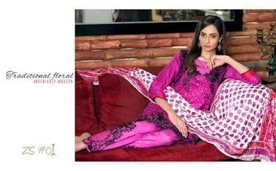 ZS-textiles-winter-embroidered-dresses-collection-2016-with-velvet-dupatta-14
