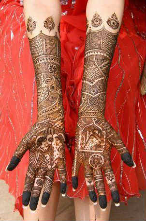 best-and-simple-Indian-bridal-mehndi-designs-for-hands-for-beginner-19