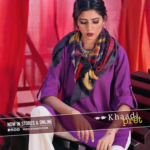 khaadi-winter-pret-wear-kurta-dress-collection-2016-17-for-women-4