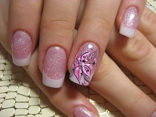 latest-gorgeous-wedding-fake-nail-art-designs-for-bride-4