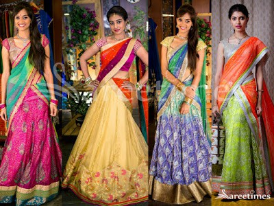 latest-lehenga-saree-indian-blouse-designs-2016-17-for-women-1