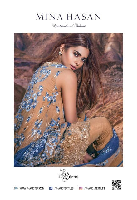 Shariq-textiles-mina-hasan-embroidered-fabric-luxury-chiffon-dresses-2016-17-collection-1