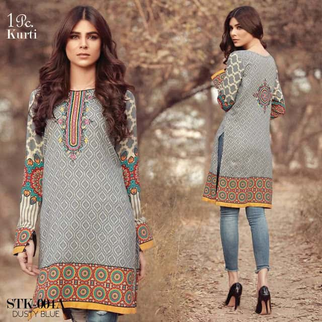 sana-&-samia-winter-embroidered-linen-plachi-dress-2017-by-lala-5