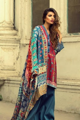 zara-shahjahan-silk-winter dresses-collection-for-women-2