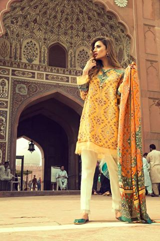 zara-shahjahan-silk-winter dresses-collection-for-women