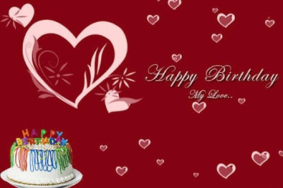 happy birthday wish for girlfriend facebook