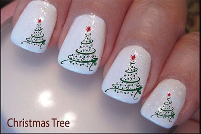 classy-and-stylish-christmas-nail-art-designs-for-girls-23