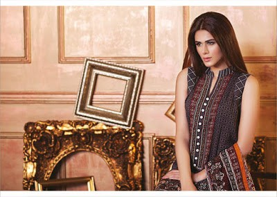 Firdous-fashion-new-korean-linen-dresses-of-winter-2017-1