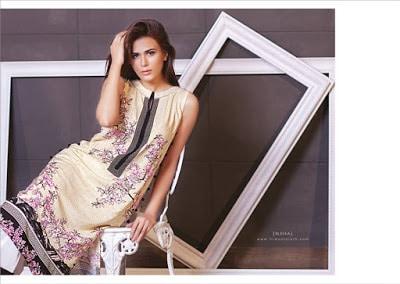Firdous-fashion-new-korean-linen-dresses-of-winter-2017-16
