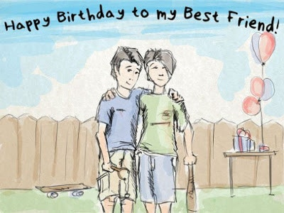 funny happy birthday wishes for best friend
