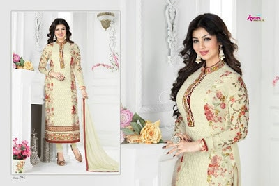 Indian-latest-embroidered-designs-chiffon-dresses-collection-2017-by-Aarohi-2