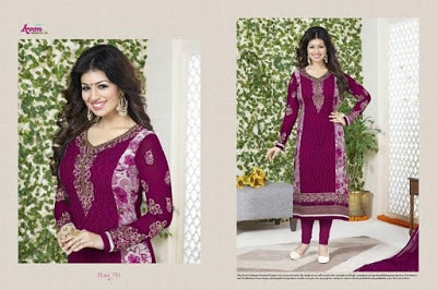Indian-latest-embroidered-designs-chiffon-dresses-collection-2017-by-Aarohi-7