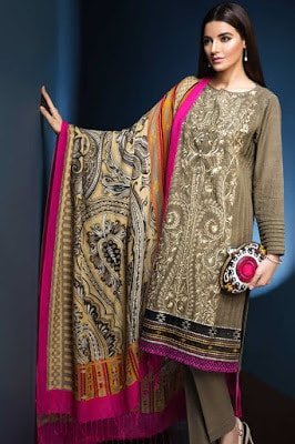 Khaadi-fancy-evening-winter-wear-dresses-collection-2017-4