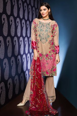 Khaadi-fancy-evening-winter-wear-dresses-collection-2017-5