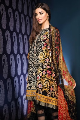 Khaadi-fancy-evening-winter-wear-dresses-collection-2017-6