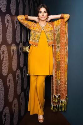 Khaadi-fancy-evening-winter-wear-dresses-collection-2017-8