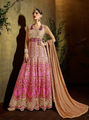 New-Stylish-Designer-Floor-Length-Anarkali-Wedding-Dresses-Collection-2