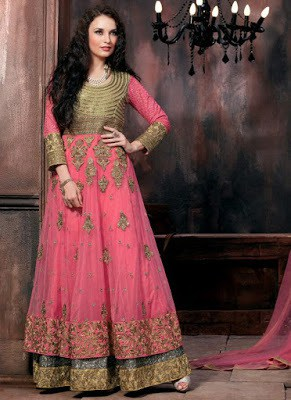New-Stylish-Designer-Floor-Length-Anarkali-Wedding-Dresses-Collection-8