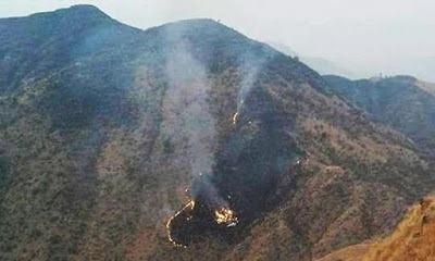 PIA PK-661 No Survivors, Aircraft Crashes Near Abbottbad (7)