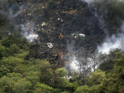 PIA PK-661 No Survivors, Aircraft Crashes Near Abbottbad (9)