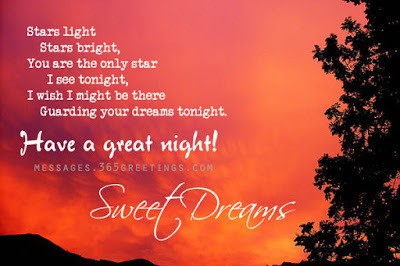 Romantic Good Night Message For Lovers With Images And Quotes