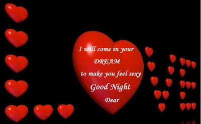 romantic good night love messages