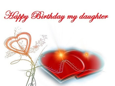 happy birthday wishes to daughter from mom and dad