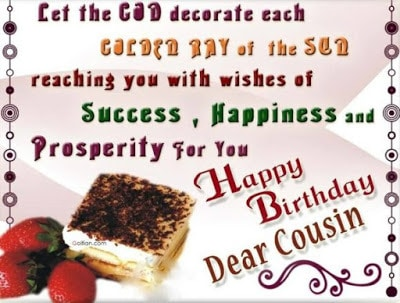 Top images of happy birthday wishes for cousin sister and brother happy birthday wishes for cousin boy m4hsunfo