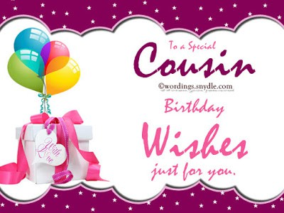 Top images of happy birthday wishes for cousin sister and brother happy birthday wishes for cousin m4hsunfo