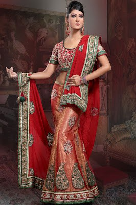 traditional-indian-wedding-sarees-lehenga-2