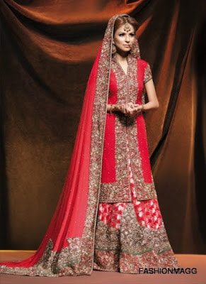 traditional-indian-wedding-sarees-lehenga-4