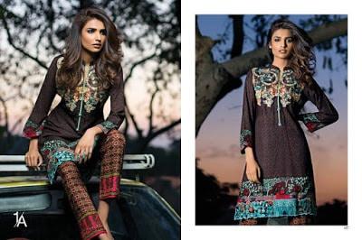 al-zohaib-winter-tunics-dresses-embroidered-shirt-collection-2017-8