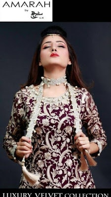 amarah-luxury-winter-velvet-dresses-collection-2017-by-sajh-dhaj-2