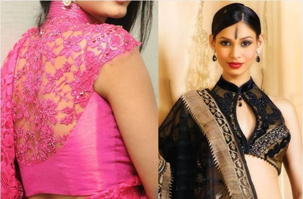 Indian-latest-fancy-sleeveless-blouse-designs-for-sarees-1