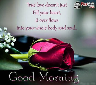 Romantic Good Morning Love Messages for Him-Her with Images