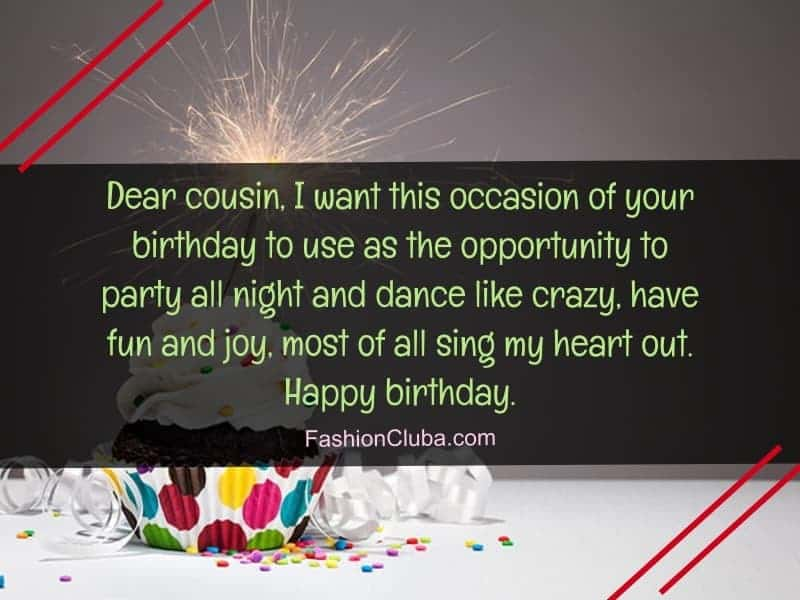 Top Images Of Happy Birthday Wishes For Cousin Sister And Brother