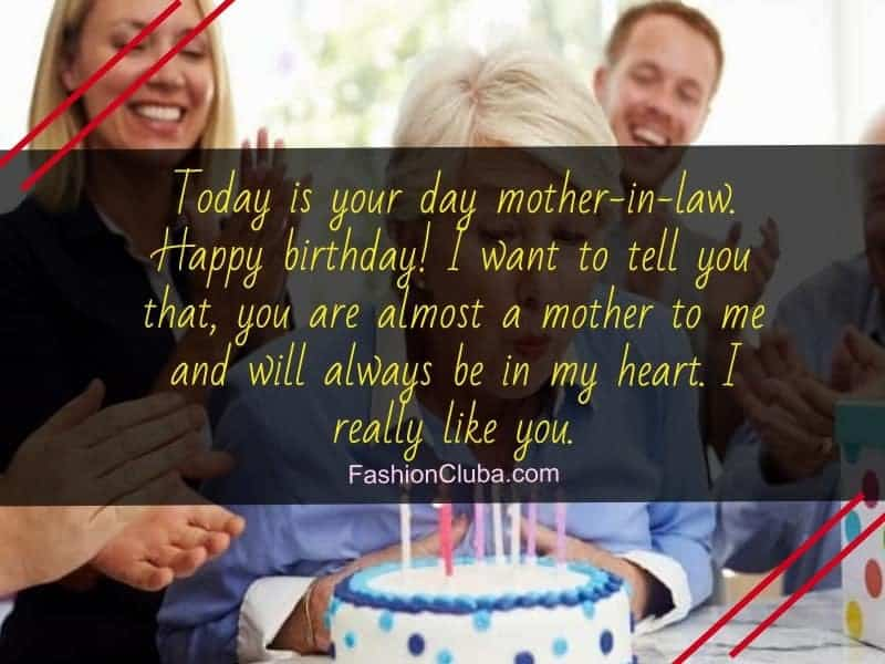 birthday wishes for mother-in-law from daughter